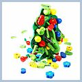 DIY Wooden Fruit Tree Toy Multi-Combination W6022
