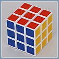 Funny Speed Cube Square Magic Puzzle Toy Gift 3x3x3 Rubik's 14001862