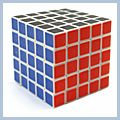 Magic Cube x x Puzzle Toy 5 5 5 W2078