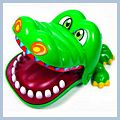 Trick Toy Super Big Size Biting Cayman W4004