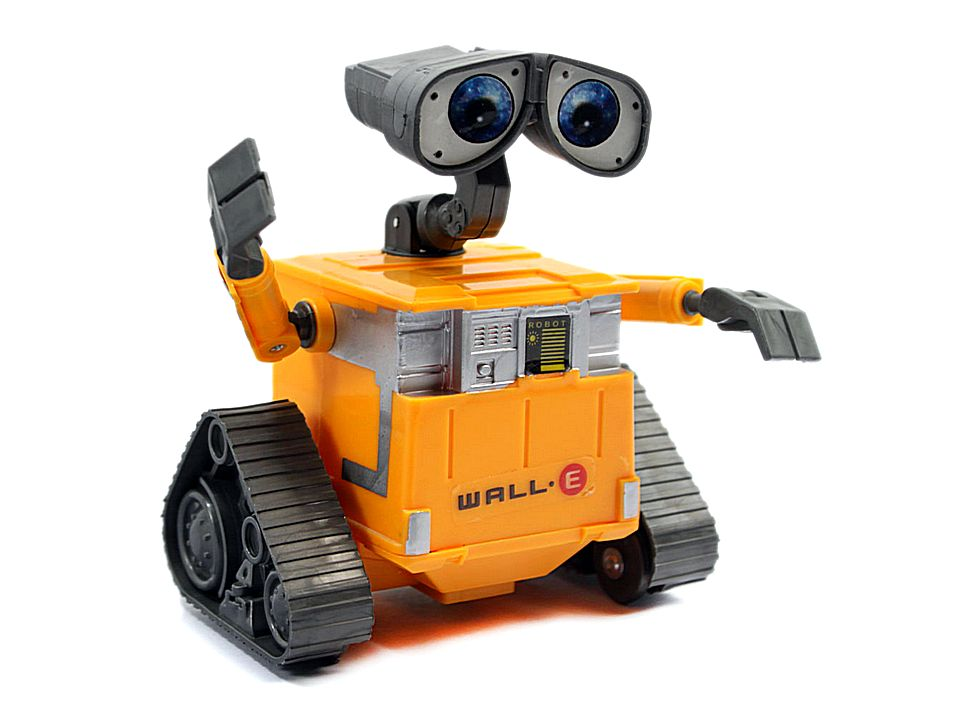Toy Robot Figure Car Wall-E W8001, Buy at lowest prices.